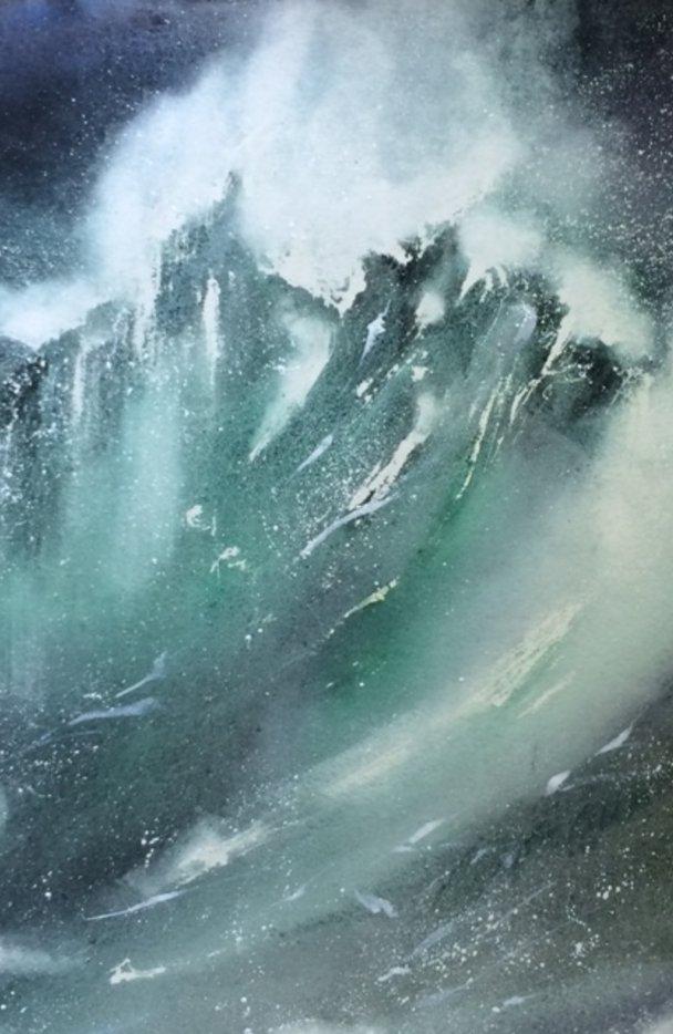 Seas in Turmoil