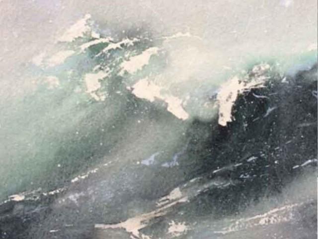 Crashing Wave 40/50 cm