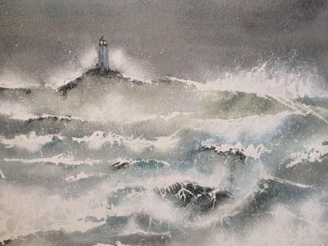 Lighthouse 28/41cm