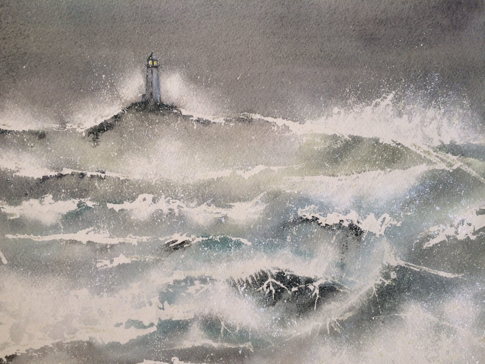 Lighthouse 28:41cm