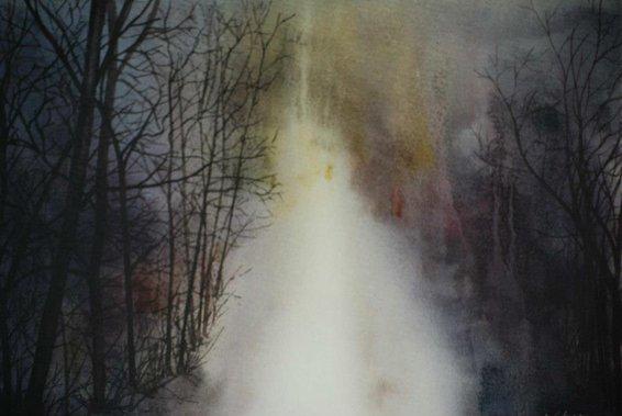 Winter Path  1 - 41:43cm