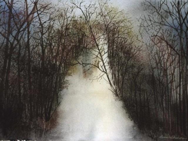 Winter Path  2. 41/43 cm
