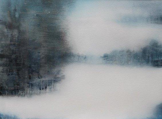 Winter Woodland  105:85cm