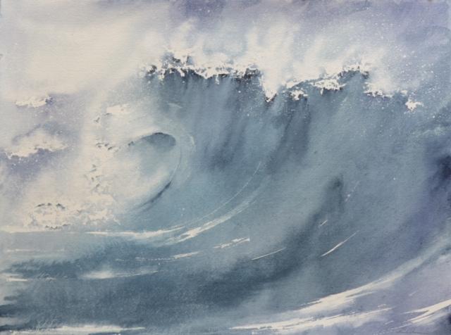 Wave 105:88 cm