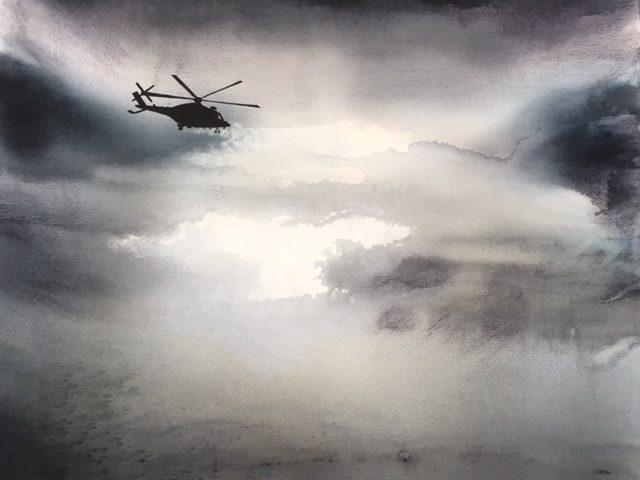 Air Rescue 95/85cm