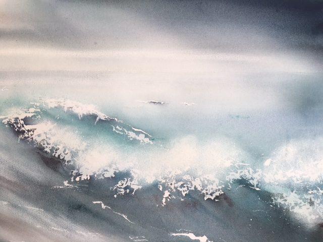 Dream Wave 74/56cm