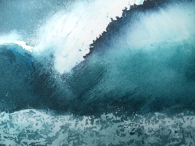 The Wave I. 50/50cm